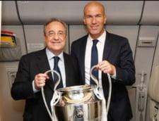 Mutari importante la Real Madrid: Un antrenor nou si mai multe transferuri