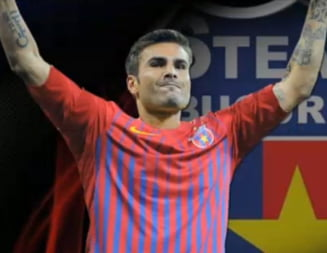 Mutu, adio transfer la Steaua dupa arestarea lui Gigi Becali