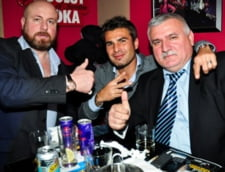 Mutu a calcat stramb la revenirea in Romania: a petrecut pana la 5 dimineata!