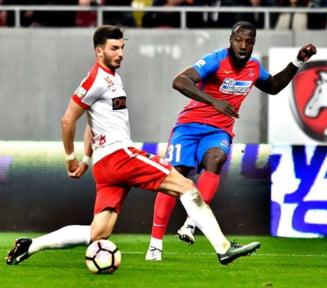 Mutu rade de Gnohere dupa transferul la FCSB: Il tineam la Dinamo daca ne spunea ca vrea sa joace cate 30 de minute