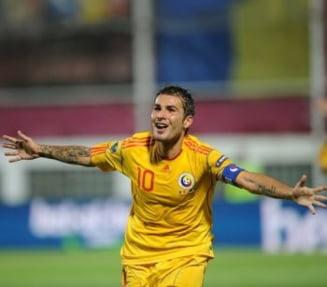 Mutu rateaza meciul Luxemburg - Romania