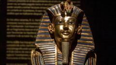 Muzeul Egiptean din Cairo recunoaste: Barba lui Tutankhamon, lipita grosolan dupa ce a cazut