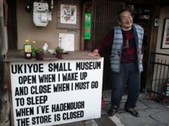 Muzeul cu cel mai flexibil program din lume: Se inchide cand proprietarul trebuie sa mearga la culcare