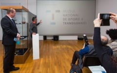 "Muzeul de Istorie al Transilvaniei si-a redeschis portile dupa o lunga absenta. ""Echipa lucreaza pentru a atrage cat mai multi parteneri privati si prieteni"""