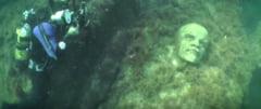 Muzeul subacvatic din Marea Neagra: 50 de statui zac pe fundul marii (Video)