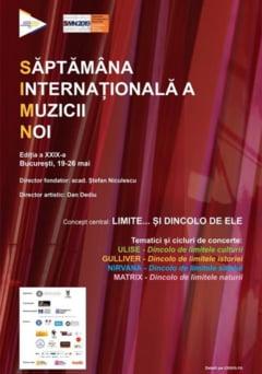 Muzicologul lugojean Constantin-T. Stan, invitat la Saptamana Muzicii Noi din Capitala