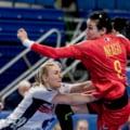 N-a fost sa fie. Nationala de handbal feminin, la doua goluri de fericire. Tricolorele au invins Muntenegru, dar nu vor merge la Olimpiada