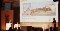 """N-a vazut Parisul ce a vazut Buzaul. Brandul de oras al municipiului a castigat finala galei """"Transform Awards"""" de la Londra VIDEO"""