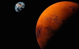 NASA a descoperit apa pe Marte