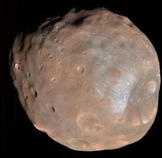 NASA a evitat un dezastru: O naveta spatiala a fost la un pas de a se ciocni cu un satelit al lui Marte