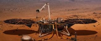 NASA a inregistrat, in premiera, zgomotul vantului de pe Marte (Audio)