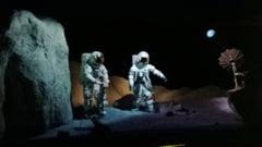 NASA a postat clipuri uimitoare care arata cum este sa lucrezi plutind in spatiu (Video)