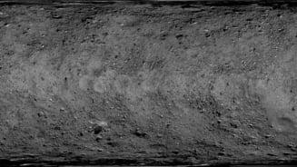 NASA a transmis cele mai detaliate imagini obtinute vreodata cu un corp ceresc! (Foto)