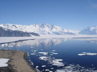 NASA confirma cel mai scazut nivel istoric al ghetii arctice