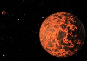 NASA face o descoperire neobisnuita: Planeta acoperita de lava