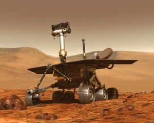NASA vrea sa colonizeze planeta Marte