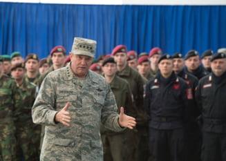 "NATO: Rusia a exercitat ""presiuni mari"" asupra Romaniei din cauza scutului antiracheta (Video)"