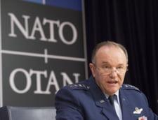 NATO: Rusia continua sa trimita arme grele in Ucraina