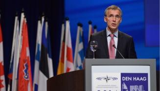 NATO: Usa ramane deschisa pentru Ucraina, cum am stabilit la Bucuresti
