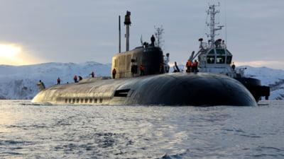 NATO a început vânătoarea submarinelor rusești în Marea Mediterană. Flota impresionantă desfășurată de Moscova