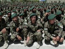 NATO a predat controlul Afganistanului fortelor locale