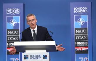 NATO adopta o declaratie comuna la summitul aniversarii a 70 de ani, in pofida disensiunilor intre aliati