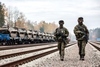 "NATO avertizeaza Moscova si Minsk sa nu-i ameninte aliatii. ""Suntem pregatiti, in caz de urgenta, sa protejam si aparam orice aliat"""