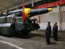 """NATO cere un """"raspuns mondial"""" la racheta lansata de Coreea de Nord"""