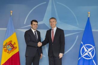 NATO deschide un birou in Republica Moldova