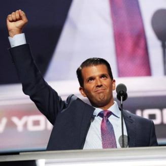 NBC: Un fost agent sovietic a participat la intalnirea secreta dintre Trump Jr. si avocata rusa