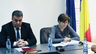NEWS ALERT. Lorena Margaritescu s-a intors in fruntea DSP Valcea