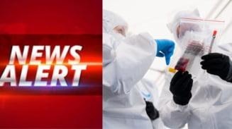 NEWS ALERT: Sase noi cazuri de coronavirus in Valcea
