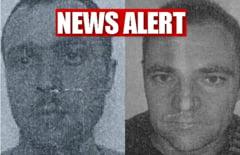 NEWS ALERT. Unul dintre evadatii din Penitenciarul Timisoara, capturat de catre politistii din Bocsa!