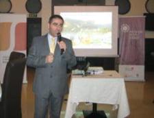 """NU ACTIVA Proiectul """"Rosia Montana"""" a fost prezentat oamenilor de afaceri din Calarasi"""