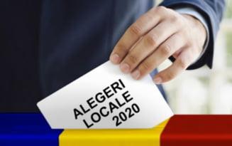 NUMARATOARE PARALELA: PNL castiga Balcesti, Brezoi, Calimanesti! PSD isi adjudeca Olanesti, Ocnele Mari, Babeni si Dragasani