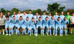 Naționala Ținutului Secuiesc, susținută de un nume uriaș din fotbalul nostru FOTO