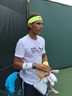 Nadal, infrangere incredibila: Lovituri fabuloase reusite de adversar (Video)