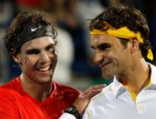 Nadal l-a invins din nou pe Federer