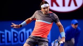 Nadal l-a invins pe Federer si va juca in finala Australian Open