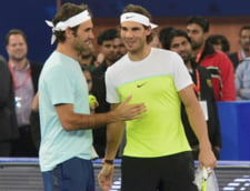 Nadal l-a invins pe Roger Federer de doua ori intr-o singura zi