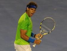 Nadal l-a rapus din nou pe Federer, la Australian Open
