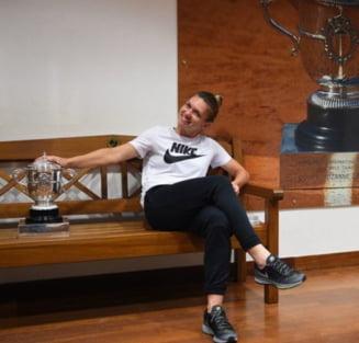 Nadal o lauda pe Simona Halep dupa victoria de la Roland Garros