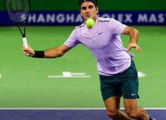 Nadal si Federer, in sferturi la Shanghai