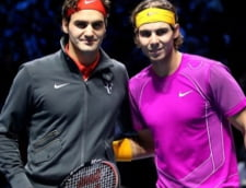 Nadal si Federer fac un gest nobil inainte de Craciun