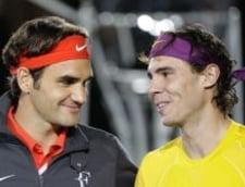 Nadal si-a luat revansa in fata lui Federer