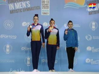 "Nadia Comaneci, dupa rezultatele exceptionale obtinute la gimnastica: ""Am facut istorie. Am depasit Rusia la medialii de aur obtinute in Campionatele Europene"""