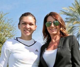 Nadia Comaneci, mesaj extraordinar pentru Simona Halep dupa eliminarea de la Stuttgart