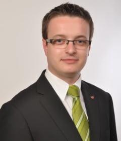 Nagy Szabolcs, administratorul public al judetului, implineste 36 de ani