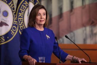 Nancy Pelosi sustine ca are suficiente probe pentru destituirea lui Trump