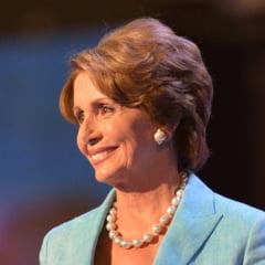 Nancy Pelosi transmite Uniunii Europene si NATO ca Trump nu este liderul Statelor Unite
